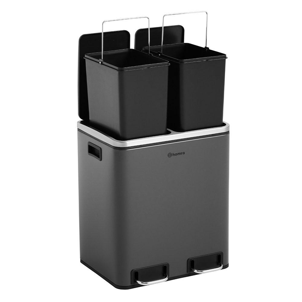 Homra Afvalscheiding Pedaalemmer Blinq 30 liter