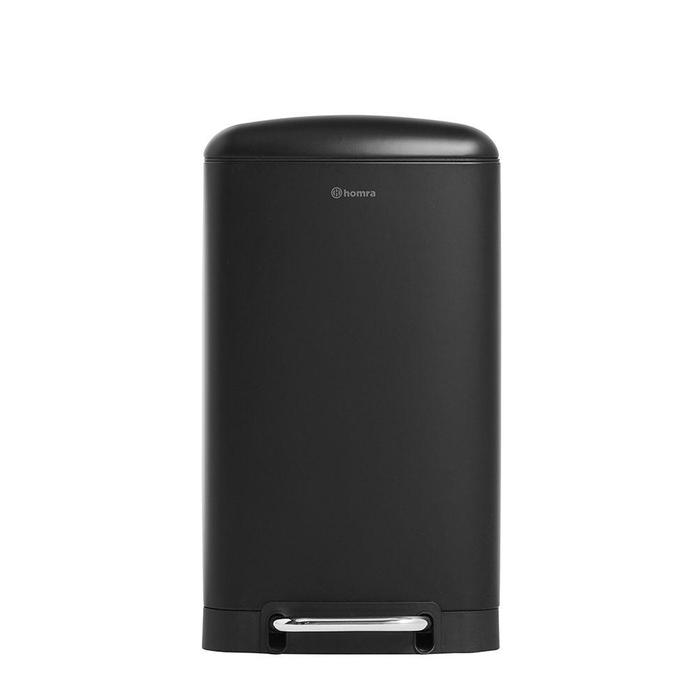 Fexby 30 liter 1 vak – Zwart