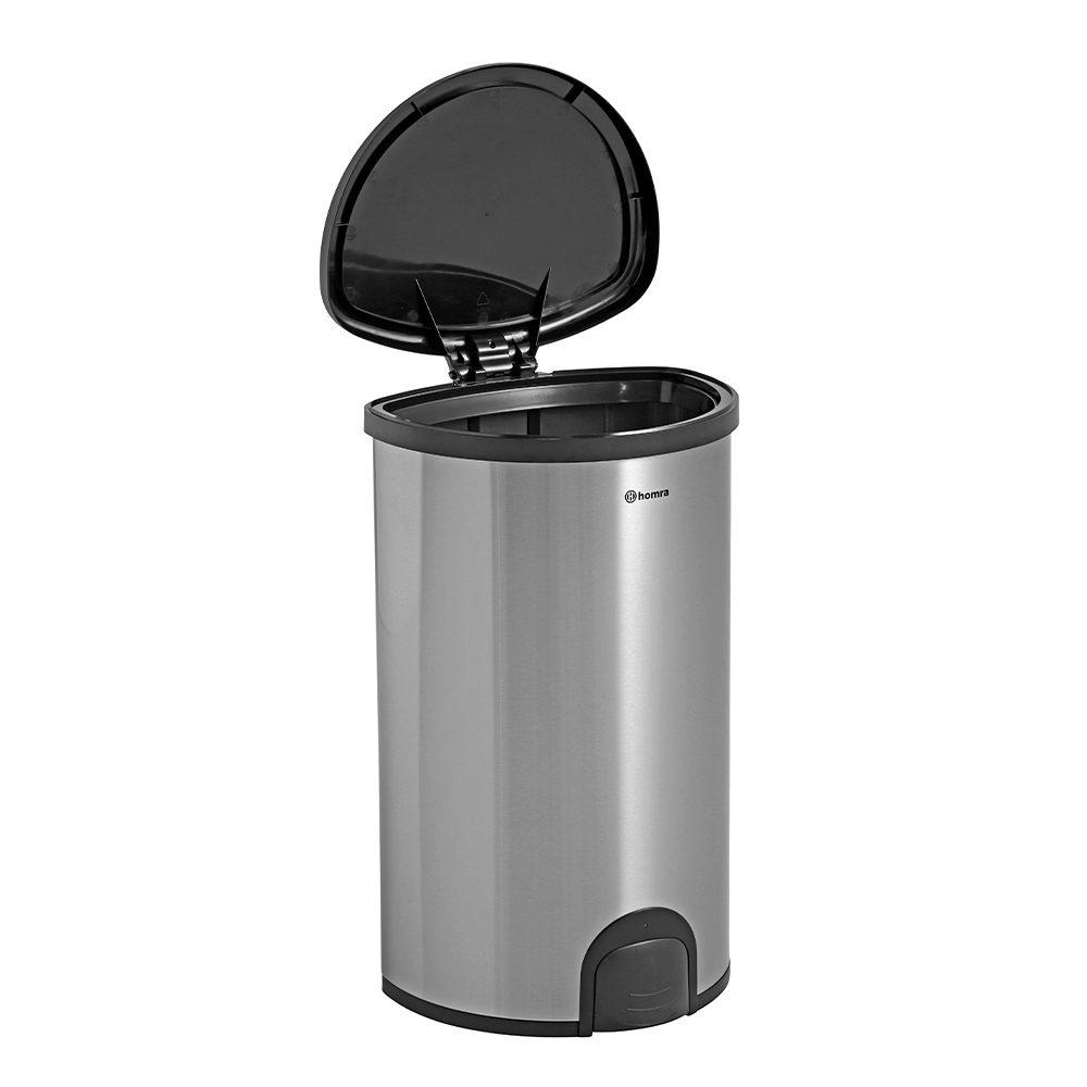 Homra Sensor Prullenbak Kick Me 50 Liter