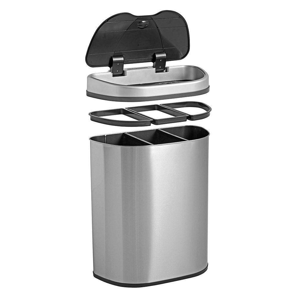 Homra Afvalscheiding Sensor Qubix 70 liter